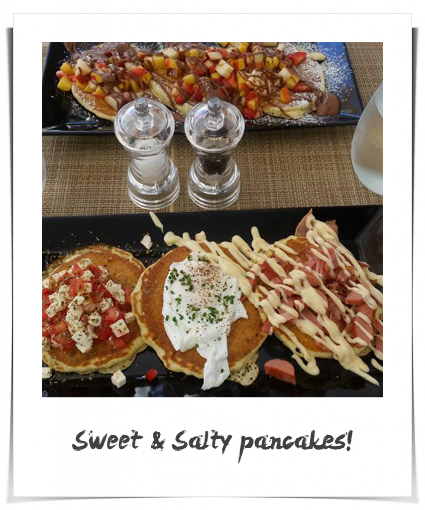 Sweet&salty-pancakes