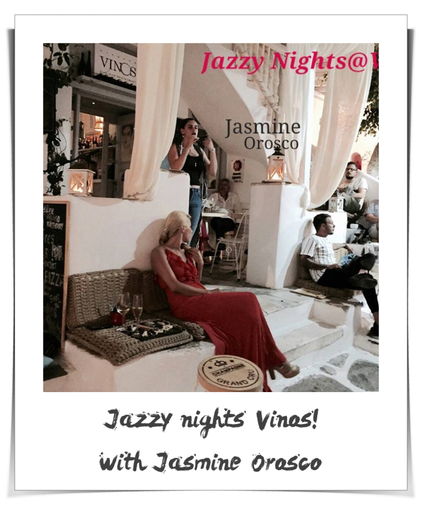 Vinos live jazzy night-jasmine-orosco