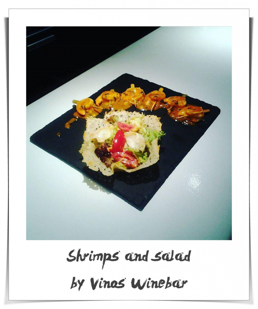shrimbs&salad-24-5-2016 winebar greece
